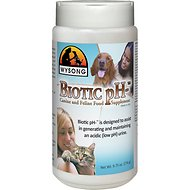 Wysong Biotic pH- Dog & Cat Food Supplement, 9.75-oz bottle