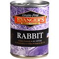 Evanger's Grain-Free Rabbit Canned Dog & Cat Food