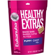 Eukanuba Healthy Extras Puppy Dog Treats, 14-oz bag