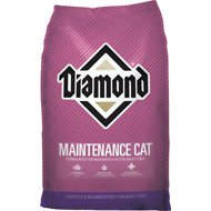 Diamond Maintenance Formula Adult Dry Cat Food, 40-lb bag