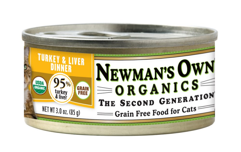 Newman S Own Grain Free Cat Food Reviews