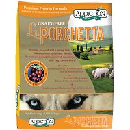 Addiction Grain-Free La Porchetta Dry Dog Food, 4-lb bag