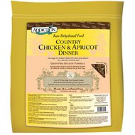 Addiction Grain-Free Country Chicken & Apricot Dinner Raw Dehydrated Dog Food, 8-lb bag