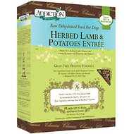 Addiction Grain-Free Herbed Lamb & Potatoes Raw Dehydrated Dog Food, 2-lb box