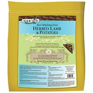 Addiction Grain-Free Herbed Lamb & Potatoes Raw Dehydrated Dog Food, 8-lb bag