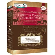 Addiction Homestyle Venison & Cranberry Dinner Raw Dehydrated Dog Food, 2-lb box
