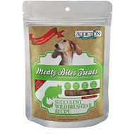 Addiction Meaty Bites Brushtail Dog Treats, 12-oz bag