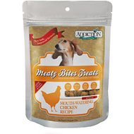 Addiction Meaty Bites Chicken Dog Treats, 12-oz bag