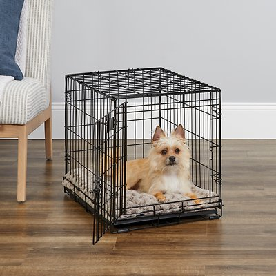midwest icrate single door fold & carry dog crate, 48-inch - chewy