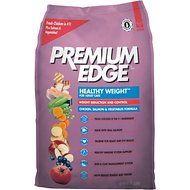 Premium Edge Healthy Weight Reduction & Control Formula Dry Cat Food, 18-lb bag
