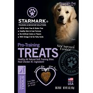 Starmark Pro-Training Dog Treats, 5-oz bag