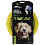 Starmark Easy Glide DuraFoam Disc Dog Toy, 9-inch