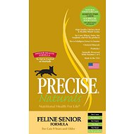 Precise Naturals Senior Formula Dry Cat Food, 6-lb bag