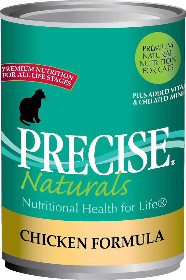 Precise Canned Cat Food Reviews