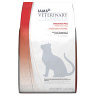 Iams Veterinary Formula Intestinal Plus Low-Residue Dry Cat Food, 5.5-lb bag