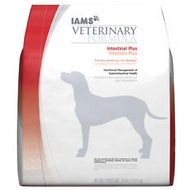 Iams Veterinary Formula Adult Intestinal Plus Low-Residue Dry Dog Food, 30-lb bag