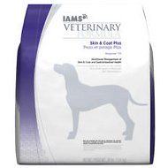 Iams Veterinary Formula Skin & Coat Plus Response FP Dry Dog Food, 30-lb bag