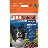 K9 Natural Beef Feast Raw Grain-Free Freeze-Dried Dog Food, 4-lb box