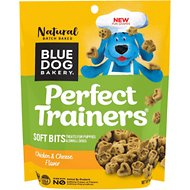 Blue Dog Bakery Perfect Trainers Grilled Chicken & Cheese Dog Treats, 6-oz bag