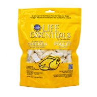 Cat-Man-Doo Life Essentials Chicken Freeze-Dried Cat & Dog Treats, 5-oz bag