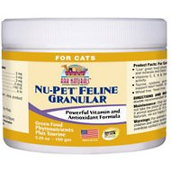Ark Naturals Nu-Pet Feline Antioxidant Granular Supplement, 5.29-oz bottle