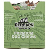 Redbarn Naturals X-Large Meaty Bones Dog Treats, 20 count