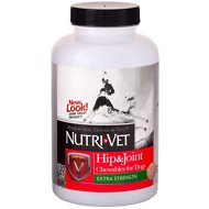 Nutri-Vet Hip & Joint Extra Strength Dog Chewables, 120 count