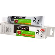 Nutri-Vet Enzymatic Dog Toothpaste, 2.5-oz tube