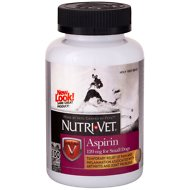 Nutri-Vet Aspirin for Small Dogs Chewables, 100 count