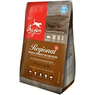 Orijen Regional Red Grain-Free Freeze-Dried Dog Food, 16-oz bag
