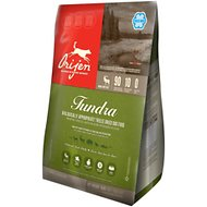 Orijen Tundra Grain-Free Freeze-Dried Dog Food, 16-oz bag