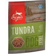 Orijen Tundra Freeze-Dried Dog Treats, 3.5-oz bag