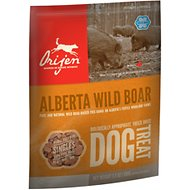 Orijen Alberta Wild Boar Singles Freeze-Dried Dog Treats, 3.5-oz bag