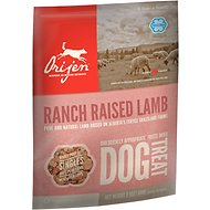 Orijen Ranch Raised Lamb Singles Freeze-Dried Dog Treats, 2-oz bag