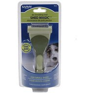 Safari Shed Magic De-Shedding Tool for Dogs, Small