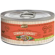 Merrick Grain-Free Cowboy Cookout Small Breed Canned Dog Food, 3.2-oz, case of 24