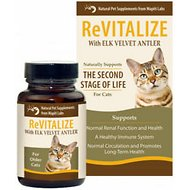 Wapiti Labs ReVitalize Formula Cat Supplement, 0.53-oz bottle