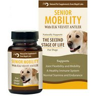 Wapiti Labs Senior Mobility Formula Dog Tablets Supplement, 120 tablet
