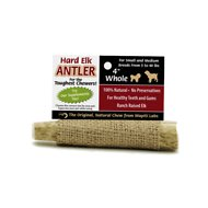 Wapiti Labs Whole Elk Antlers Dog Chews, Small-Medium