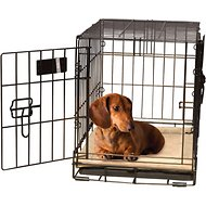 K&H Pet Products Self-Warming Pet Crate Pad, Tan, 20 x 25 in