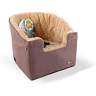 K&H Pet Products Bucket Booster Pet Seat, Tan, Small