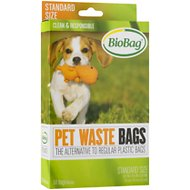 BioBag Standard Pet Waste Bags, 50 count