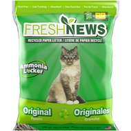Fresh News Cat Litter, 12-lb bag