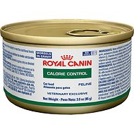 Royal Canin Veterinary Diet Calorie Control Morsels In Gravy Canned Cat Food, 3-oz can, case of 24