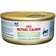 Royal Canin Veterinary Diet Development Kitten Canned Cat Food, 5.8-oz can, case of 24