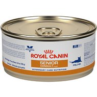 Royal Canin Veterinary Diet Senior Consult Canned Cat Food, 5.8-oz can, case of 24