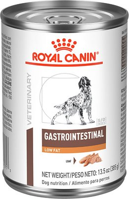 Royal Canin Gastrointestinal Low Fat Canned Dog Food Reviews