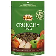 Nutro Crunchy Real Apple Dog Treats, 10-oz bag