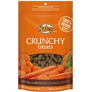 Nutro Crunchy Real Carrots Dog Treats, 10-oz bag