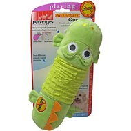 Petstages Stuffing-Free Gator Dog Toy